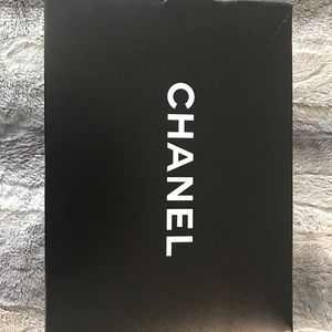 CHANEL Bags - Chanel black lambsking GHD small le boy